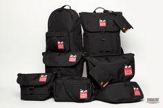マンハッタン ポーテージ×ピーナッツ、スヌーピー&ウッドストックを刺繍で描いたコラボバッグ発売 | ファッションプレス