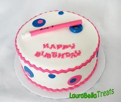 Ringette Birthday Cakes, Birthday Ideas, Birthday Parties, Cupcake Cakes, Cupcakes, Girl Cakes, Kara, Party Ideas, Passion