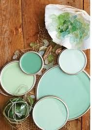 sea green--can't get enough of this color! **** My colors !!!