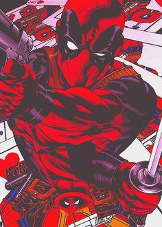 #Deadpool #Comic #Art
