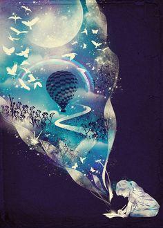 Ilustraciones de Elias Fahardo - Taringa!