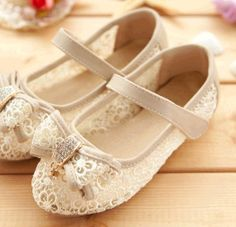 Flower Girl Shoes On Pinterest Girls Winter Fashion Bridal Wedding