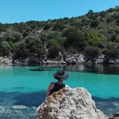 L;incanto di Cala Moresca, Golfo Aranci Sardegna - CITTA'NEL MONDO DA VISITARE