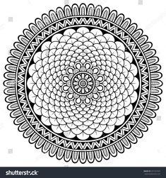 stock-vector-mandala-vintage-decorative-elements-oriental-pattern-vector-illustration-islam-arabic-indian-331537325.jpg 1,500×1,600 pixels