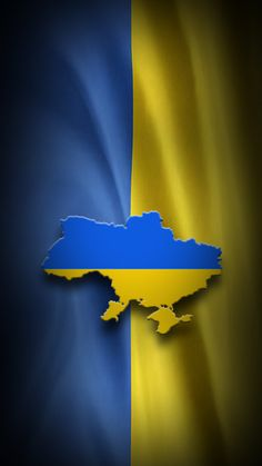 Flag of Ukraine Beautiful Places In The World, Beautiful Moments, Ukraine Military, Sea Of Azov, Ukraine Flag, Flag Country, Abstract Pictures, Ukrainian Art, Emoji Wallpaper