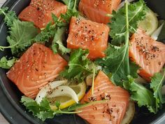 Trilogie chic de saumon | Audrey Cuisine