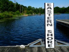 Eastern Shore Maryland Virginia Sign
