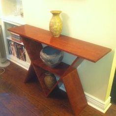 Hall Table by Bernard Chirikas