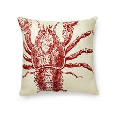 Thomas Paul Sea Life Collection Cushion Lobster 56cm