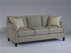 82 inch long  Southern Furniture Living Room Maria Sofa 2364 - Hickory Furniture Mart - Hickory, NC