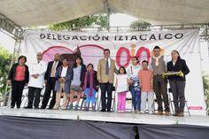 La Delegación Iztacalco entregó 600 pares de anteojos