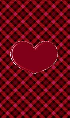 By Artist Unknown. Plaid Wallpaper, Batman Wallpaper, Luxury Wallpaper, Heart Wallpaper, Love Wallpaper, Cellphone Wallpaper, Wallpaper Backgrounds, Iphone Wallpaper, Heart Designs