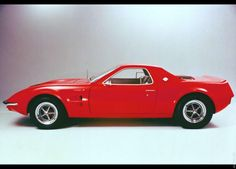 1966 Ford Mustang Mach 2