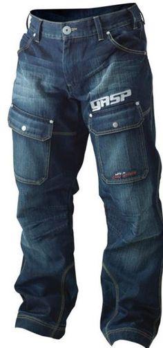 Джинсы женские с боковыми карманами