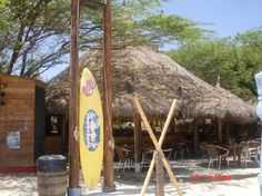 Moomba Beach Bar, Aruba.  One of the best places to party in Aruba!  Loved it.