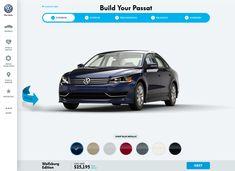 #UX #UI  Built your auto http://www.vw.com/models/passat/trims/2015/1-8t-wolfsburg-trim/edit/