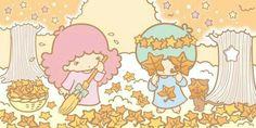 Little twin stars otoño