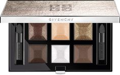 Givenchy Spring 2017 Signature Eye Palette - Beauty Trends and Latest Makeup Collections Makeup 2016, Love Makeup, Beauty Makeup, Smokey Eyeshadow, Eyeshadow Palette, Makeup Eyeshadow, Blush Makeup, Sephora Makeup, Makeup Brushes
