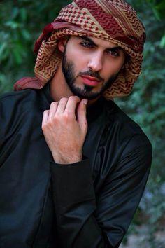 Warning: Modest Man Alert, Omar Borkan Al Gala
