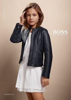 Dani shot these these images for the current Hugo Boss campaign.