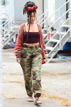 Rihanna's Costumes in Oceans Eight - Rihanna Starring in Oceans ...
