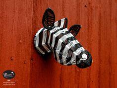 Mum's Zebra size M. MUM's ZOO is designed by MUM's in Finland. Finland, Cufflinks, Handmade, Accessories, Design, Hand Made, Wedding Cufflinks, Handarbeit