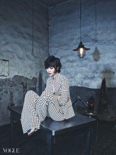 2014.05, Vogue, Bae Doona