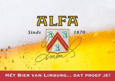 Alfa bier is niet maatschappelijk verantwoord!