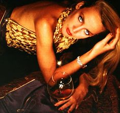 Jerry Hall 1980