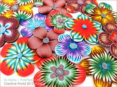 polymer clay, fimo, sculpey, jewelry | Random Facts About You?