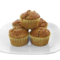 Banana Muffin Recipe - Try this low-calorie banana muffin favorite as a delicious start to the day or as a snack between meals. Healthy Sweets, Healthy Eating, Eating Clean, Low Carb Candy, Candy Recipes, Muffin Recipes, Low Carb Recipes, Protein, Banana