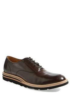 Very Cool  Cole Haan 'Christy' Wedge Sole Oxford (Men) available at #Nordstrom