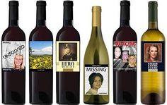 Missing: persone scomparse e omicidi irrisolti finiscono sulle bottiglie di vino