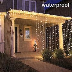100er LED Lichterkette Batterie betrieben WarmWeiß Ideal für CHRISTMAS, Festlich, Hochzeiten, Geburtstag, PARTY, NEW YEAR Dekoration, HÄUSER ETC: Amazon.de: Beleuchtung