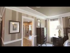 Ryan Homes The Courtland Gate Model Tour - YouTube