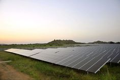 India to Build World's Largest Solar Power Plant