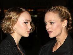 Vanessa Paradis et Lily-Rose Depp en duo pour une bonne cause