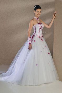a essayer robe de marie annie couture 2013 beaute - Morelle Mariage