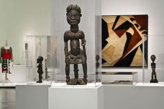 Exhibition in Berlin explores Dadaist responses to non-European cultures