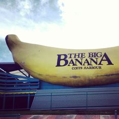 The Big Banana - Coffs Harbour