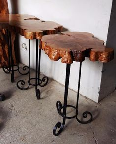 Best Innovative Cookie Slabs Ideas for Attractive Home Interior rustic furniture furniture western furniture bedroom rustic furniture Unique Wood Furniture, Log Furniture, Furniture Projects, Western Furniture, Furniture Vintage, Furniture Online, Furniture Logo, Furniture Refinishing, Italian Furniture