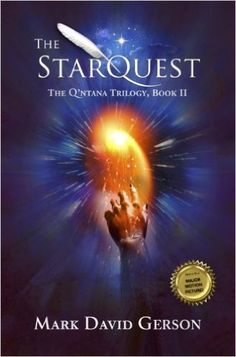 Mark David Gerson Reads from The StarQuest: The Q'ntana Trilogy, Book II