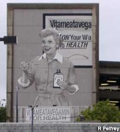 Jamestown, NY --- the hometown of Lucille Ball