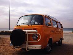 Début du trip - great ocean road. (Il y a 3 jours)  #australia #melbourne #greatoceanroad #trip #van #kombi #volkswagen by lu_cette