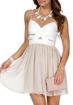 Chiffon Short Prom Dress, Homecoming Dress