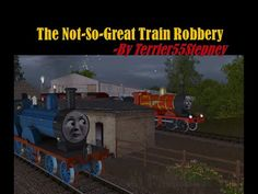 The Not-So-Great Train Robbery (Full Episode) The Great Train Robbery, Thomas And Friends, Full Episodes, Thomas The Train