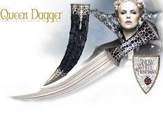 NobleWares Image of Officially Licensed Prop Replica Dagger of Queen Revenna…