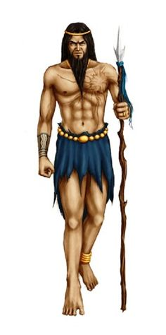 Depending on what book you read, Amanikabli (Amanikable or Aman Ikabli in other sources) could either be the ancient Tagalog patron of hunters or god of the sea. #FilipiKnow #PhilippineMythology