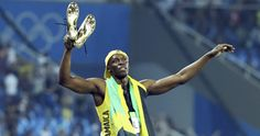 Bolt eyes 200m world record in race to immortality ... ~♥~ ... Email    Rio 2016: Usain Bolt eyes 200m world record in race to immortality          Posted             August 16, 2016 00:33:56                                                                                                          Photo:        Usain Bolt has the 200m world record in his... ..  - #Sport ... ~♥~ SEE More :└▶ └▶ http://www.pouted.com/trends/popular-trends/sport/bolt-eyes-200m-world-re
