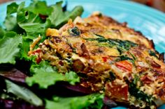 Made this today.  Love it! KR  Humble Homemade Frittata - The Kitchen Rag